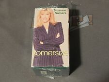 Somersize(NEW) + EZ Entree's & Desserts (VHS x 5) SUZANNE SOMERS - (FREE SHIP.)