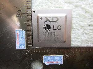 1x Used LGE 35230 L6E35230 LGE3S230 LGE3523O LGE35230 BGA IC Chip