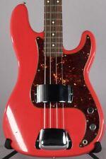 2017 Fender Custom Shop Pino Palladino Signature Relic Precision P Bass Fiesta R