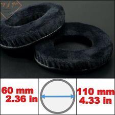 Thick Velour Velvet Ear Pads Cushion For Beyerdynamic AKG Sony Denon Headphone