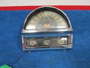 1951 NASH STATESMAN AMBASSADOR  DASH CLUSTER    915