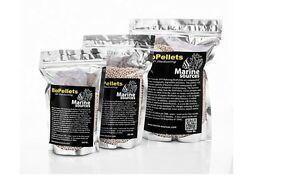marine source NP Biopellets for Nitrate and Phosphate Reduction reef tank
