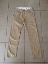 Wrangler   CRANK     Slim Fit Khaki Cotton Chino Pants    Size 29