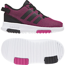 Adidas Infants Kids Shoes Girls Casual Sneakers Fashion Running Racer Tr B75994