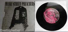 "Manic Street Preachers - You Love Us UK 1991 Columbia 7"" P/S"
