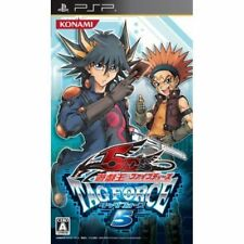 Used PSP Yu Gi Oh ! 5D's Tag Force 5 SONY PLAYSTATION JAPAN IMPORT