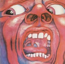 CD King Crimson In The Court of The Crimson King Japan VJD-28001 ohne OBI