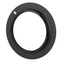 M42-AI M42 Thread Lens to AI Nikon Camera Mount Metal Stepping Ring Adapter