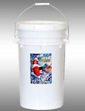 Nijikawa Professional Koi Food 44lb 7MM Sinking  :Authorized eBay Dealer: