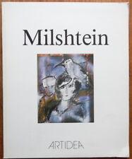 Zwy Milshtein - Jean Luc Chalumeau - Galerie Klopfer - Artidea - 1987