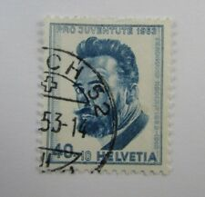 1953 Switzerland SC #B231  FERDINAND HODLER Famous Painter used stamp