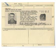 Wanted Notice - Charles McGinnis/Burglary & Larceny - Jefferson City, MO
