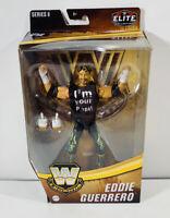 WWE ELITE LEGENDS 8 EDDIE GUERRERO TARGET EXCLUSIVE MATTEL IN HAND FAST SHIP NEW