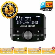 "Alpine EZI DAB ""Go Digital Radio (DAB/DAB +) interfaccia con lo streaming Bluetooth"