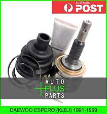 20X DAEWOO PRINCE GARAGE PACK UNIVERSAL DRIVE SHAFT CV JOINT BOOT KIT GAITER