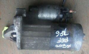 Nissan NV200 1.5 Diesel K9K Starter Motor 2010 2011 2012 2013 P/N - M000T87881