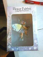 FLOWER FAIRY Chicory Fairy 87035 Christmas Ornament Cicely Mary Barker Fairies