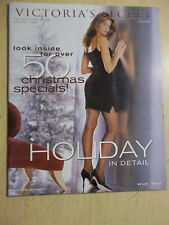 Victoria's Secret Holiday The Accessory Book Stephanie Seymour sexy cover