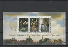Nederland gestempeld 1996 used 1667 - Johannes Vermeer (1)