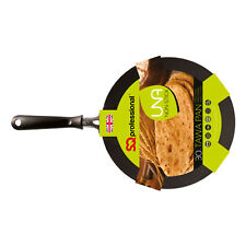 Una Non Stick Indian Tawa Tava Griddle Pan Dosa Roti Chapati Naan Hot Plate 30cm