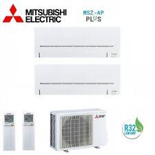 CLIMATIZZATORE INVERTER DUAL 12000+12000 12+12 A+++ MITSUBISHI AP MXZ-2F53VF