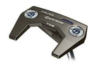 "New 2020 RH Taylormade Truss TM2  Mallet Center Shaft Putter 34 inch 34"" long"