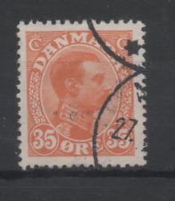 Y273 Denemarken 72 gestempeld