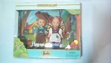 "New in Box- ""Classic"" Barbies Hansel & Gretel- Collectors Edition Miniatures"
