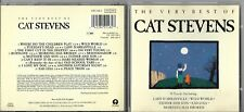 CD 18 T CAT STEVENS  THE VERY BEST OF    TRES BON ETAT