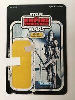 Original Star Wars Vintage IG-88 Bounty Hunter Card Back Kenner 1980