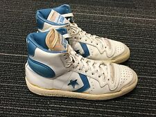 1980s Original Converse Pro Star UNC Blue Leather Air Vintage Michael Jordan 80s