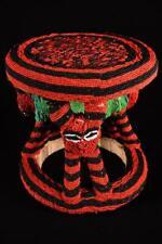 11237 Afrikanische Alte Bamun Hocker Kamerun