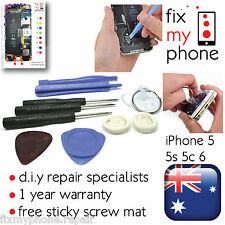 iPhone 5 4 4S Screwdriver Repair Tools Kit iPod Touch Opening Pry Pentalobe