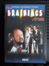 The Brainiacs.Com Porchlight Entertainment Feature Films for Families (DVD,2003)