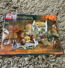 LEGO Lord of the Rings Rare - 79006 Council of Elrond - INSTRUCTIONS Manual Obly