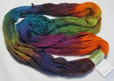 400 yds! 100g Mountain Colors BEARFOOT SW Wool & Mohair Sock Yarn - Rodeo