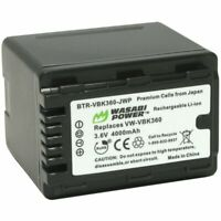 S70 S71 Batería VW-VBY100 para Panasonic SDR-H101 // SDR-S45 S50