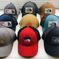 The North Face Men's Mudder Trucker & Americana Hat Snapback Adjustable NEW