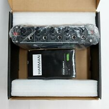 DBX DI4 4-Channel Active Direct Box with Line Mixer MINT Global Power 100-240V