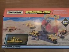 Matchbox 32987 Wrecking Zone - Brand NEW from 1997 RARE