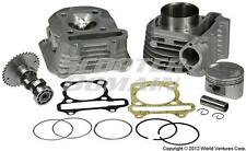 Cylinder and Head 63mm Alloy Big Bore Kit -  for GY6 150cc Scooters