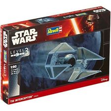 Revell Star Wars, Tie Interceptor - Wars Model Kit