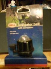 Bell navigator bell with compass