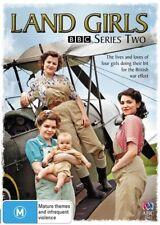 LAND GIRLS SERIES 2 DVD=2 DISC SET=REGION 4 AUSTRALIAN RELEASE=NEW AND SEALED