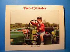 Two Cylinder 1993 May June Vol 6 No 3  John Deere Model C