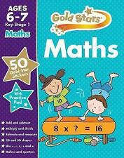 MATHS KEY STAGE 1 KS1 AGE 6-7 - NEW WORKBOOK WITH PRACTICE PAD + 50 STICKERS