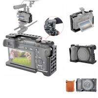 Niceyrig Sony A6400/A6000/A6300/A6500 ILCE-6000/ILCE-6300/ILCE-A6500/Nex-7 Cage