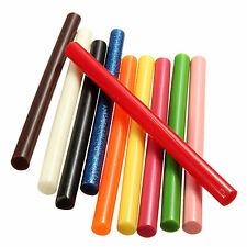 Colorful Hot Melt Glue Sticks 7mm Electric Glue Gun Craft Diy Adhesive Wax Stick