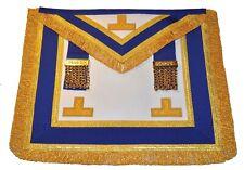 Masonic Regalia-CRAFT PROVINCIAL DRESS APRON (LAMBSKIN) PLUS FREE GLOVES