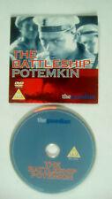 The Battleship Potemkin The Guardian Promo DVD